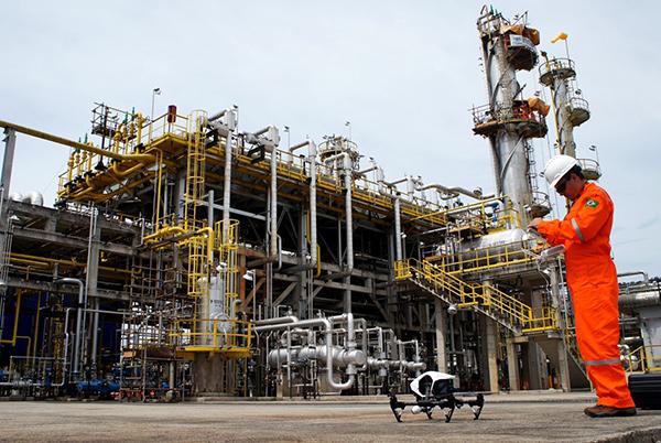 Expertos en servicios GIS para el sector de hidrocarburos