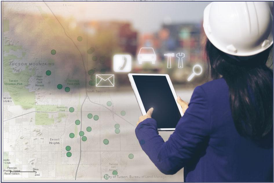 Servicios GIS (Sistema de información geográfica)