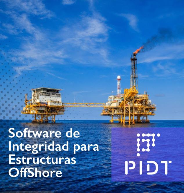 Software de integridad para estructuras onshore y offshore